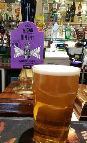 Gin Pit beer